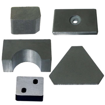 Ferrite Customer-Shape Magnets
