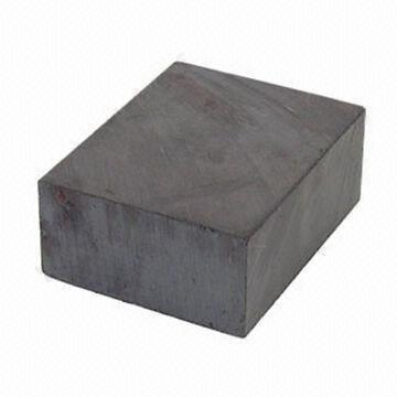 Hard Ferrite (Ceramic) Square Block