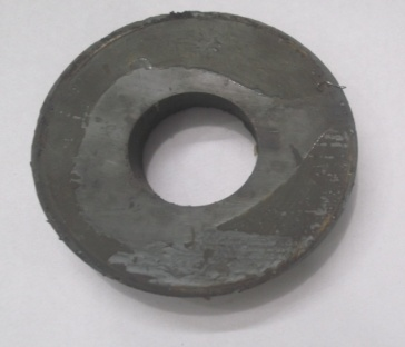 Sintered Ferrite Ring Permanent Magnet