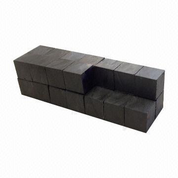 Cube Ferrite Permanent Magnet